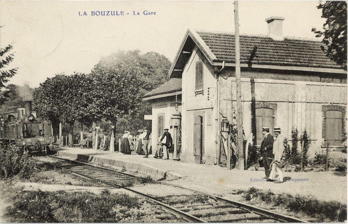 La Bouzule-Champenoux (commune d'Amance)
