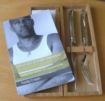 """""""Dix Petits Poèmes And More"""" de Teddy Crispin, distribué par Amazon"""