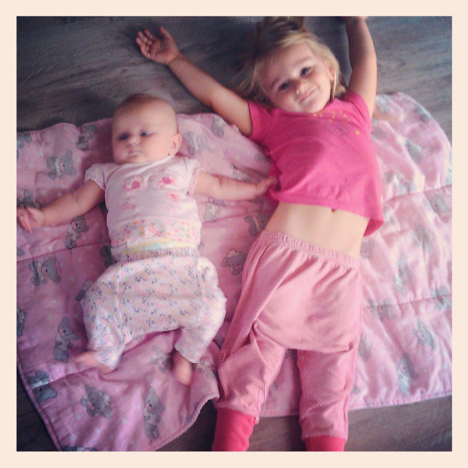 Les soeurs sarouels