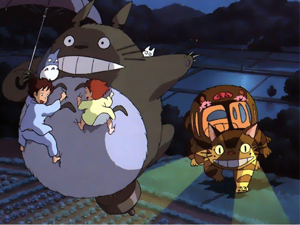 Mon voisin Totoro à l'affiche du 5 au 11 novembre