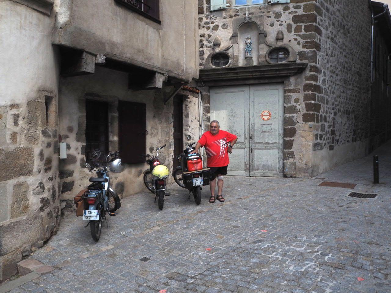 Repos au Puy