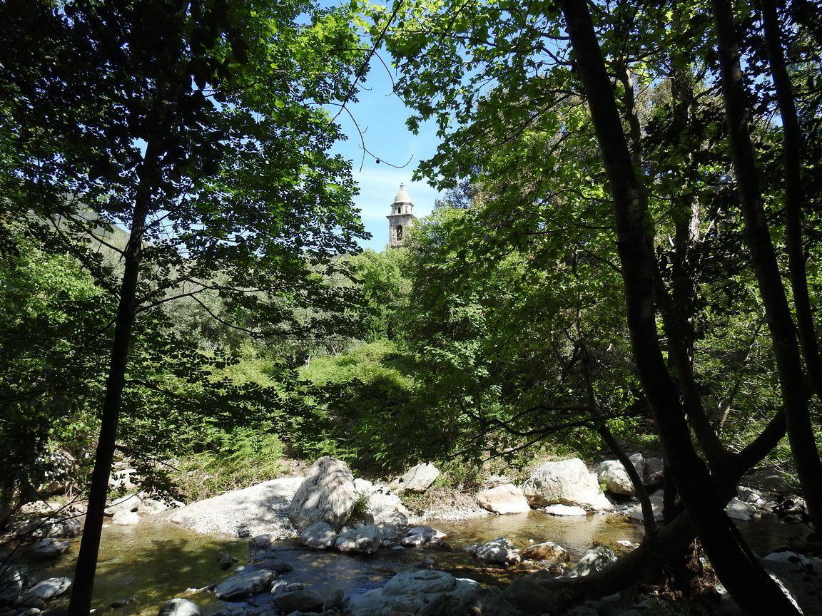 Balade des ponts et des fontaines de Pietracorbara