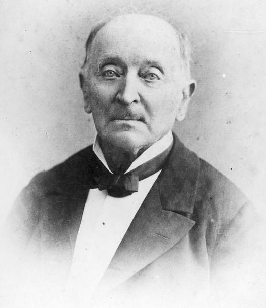Portrait de Ignacio Domeyko (Source : www.wikimedia.com)