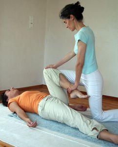 yoga interactif : Thème &quot&#x3B; Toucher conscient &quot&#x3B;