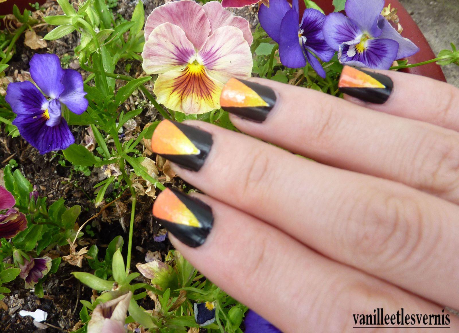 avec mes ptites fleurs de la terrasse! &#x3B;)