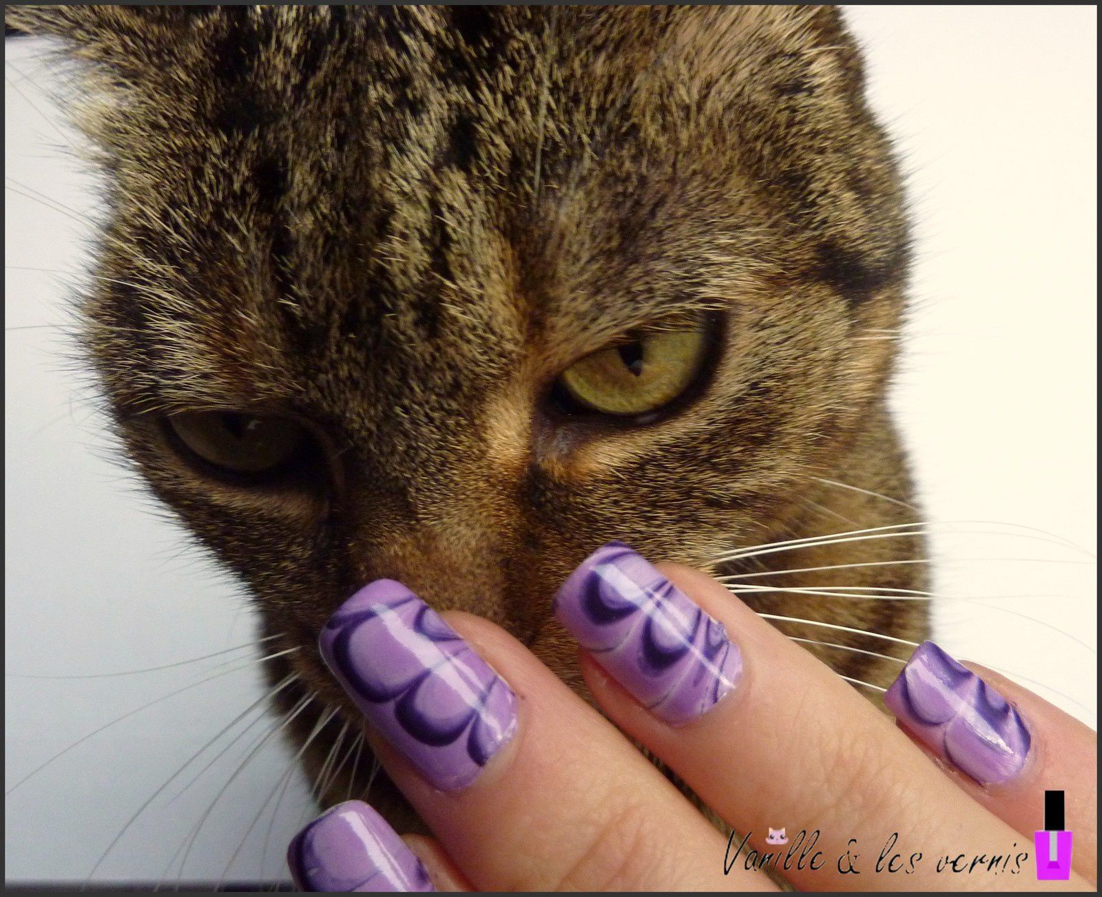 Vanille adore les Water Marble!!!^^