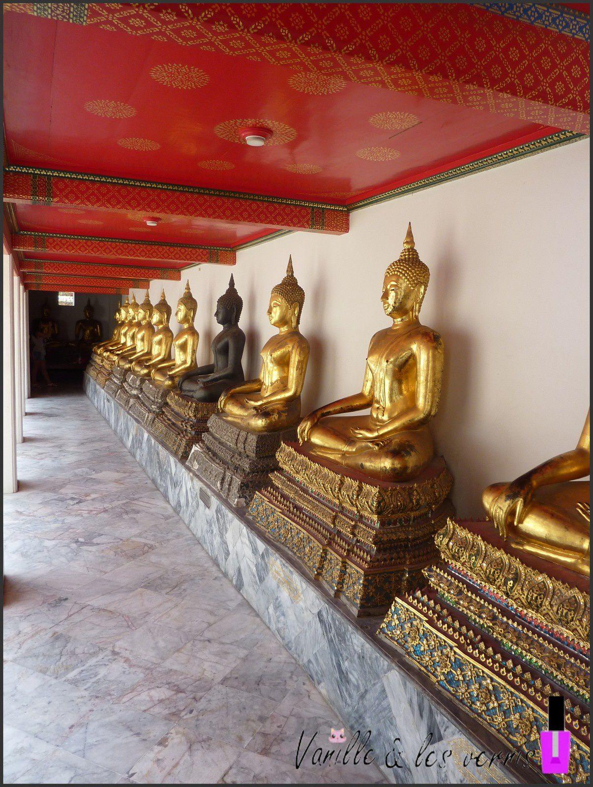 Mon Voyage en Thaïlande!!