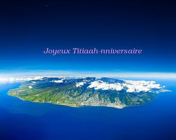 Joyeux Titiaah-nniversaire!!