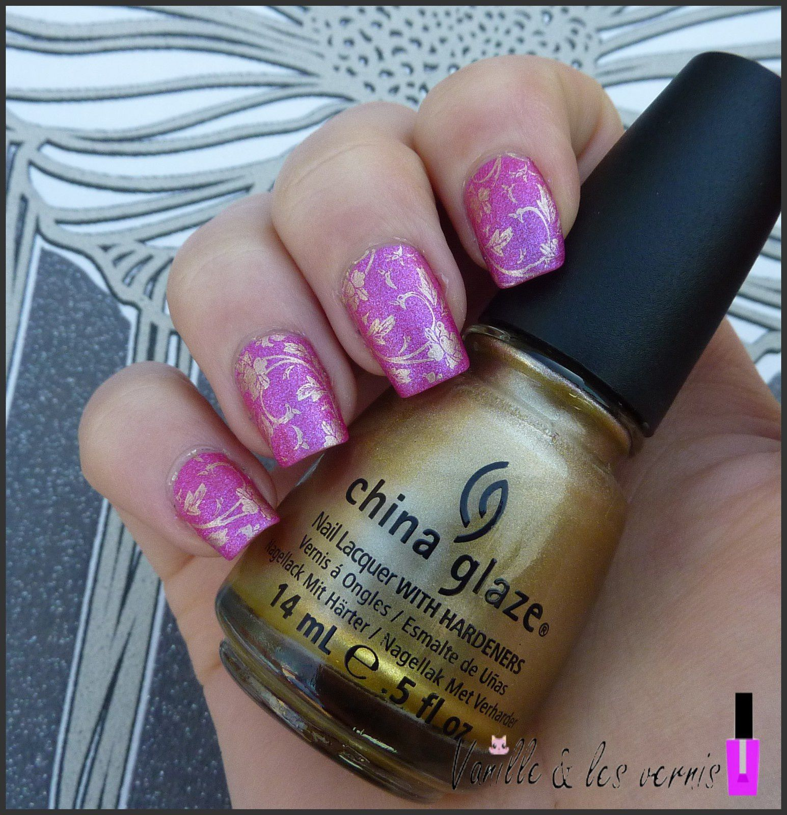 Stamping asiatique pour Mama Chan