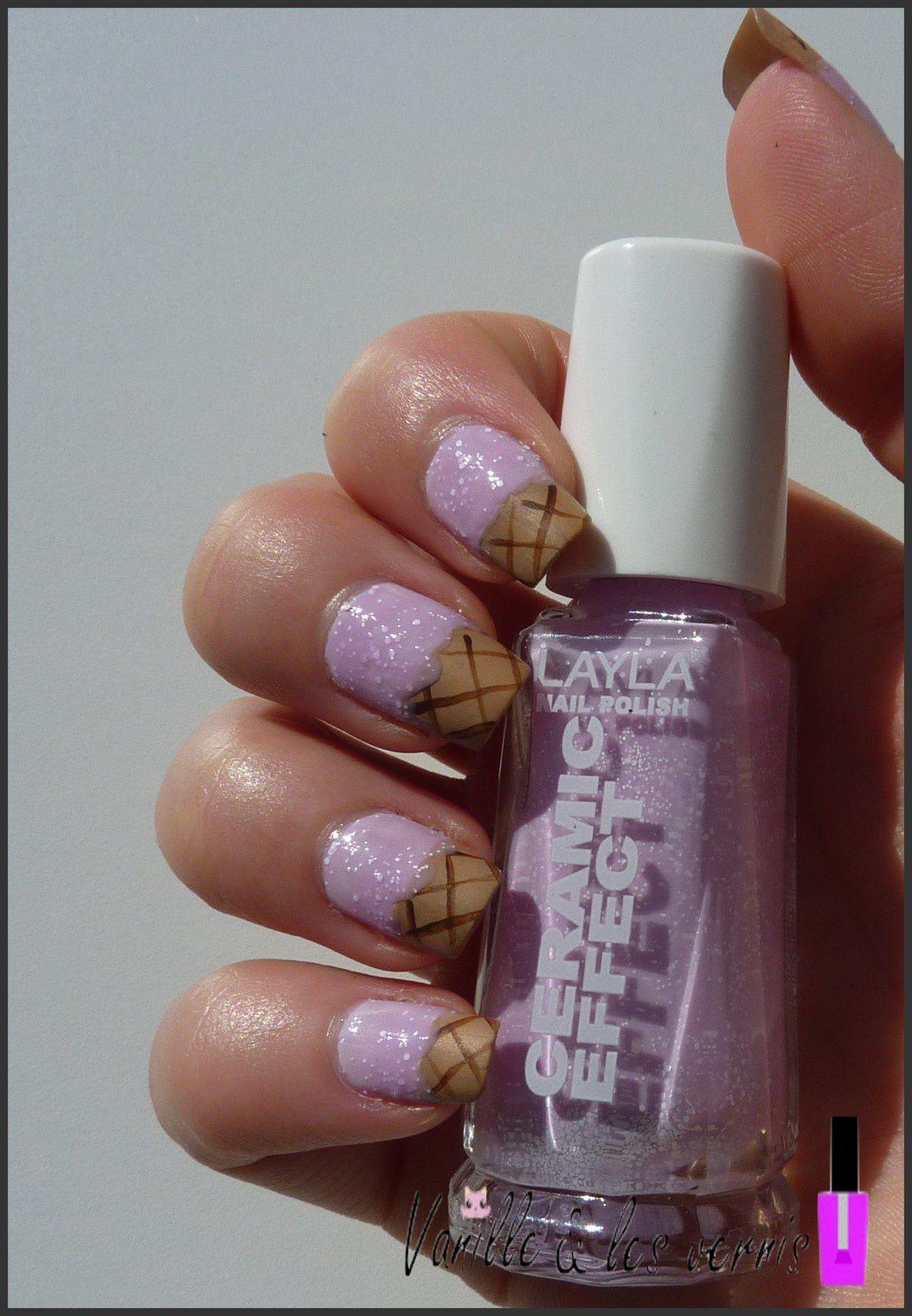 Sorbet violette
