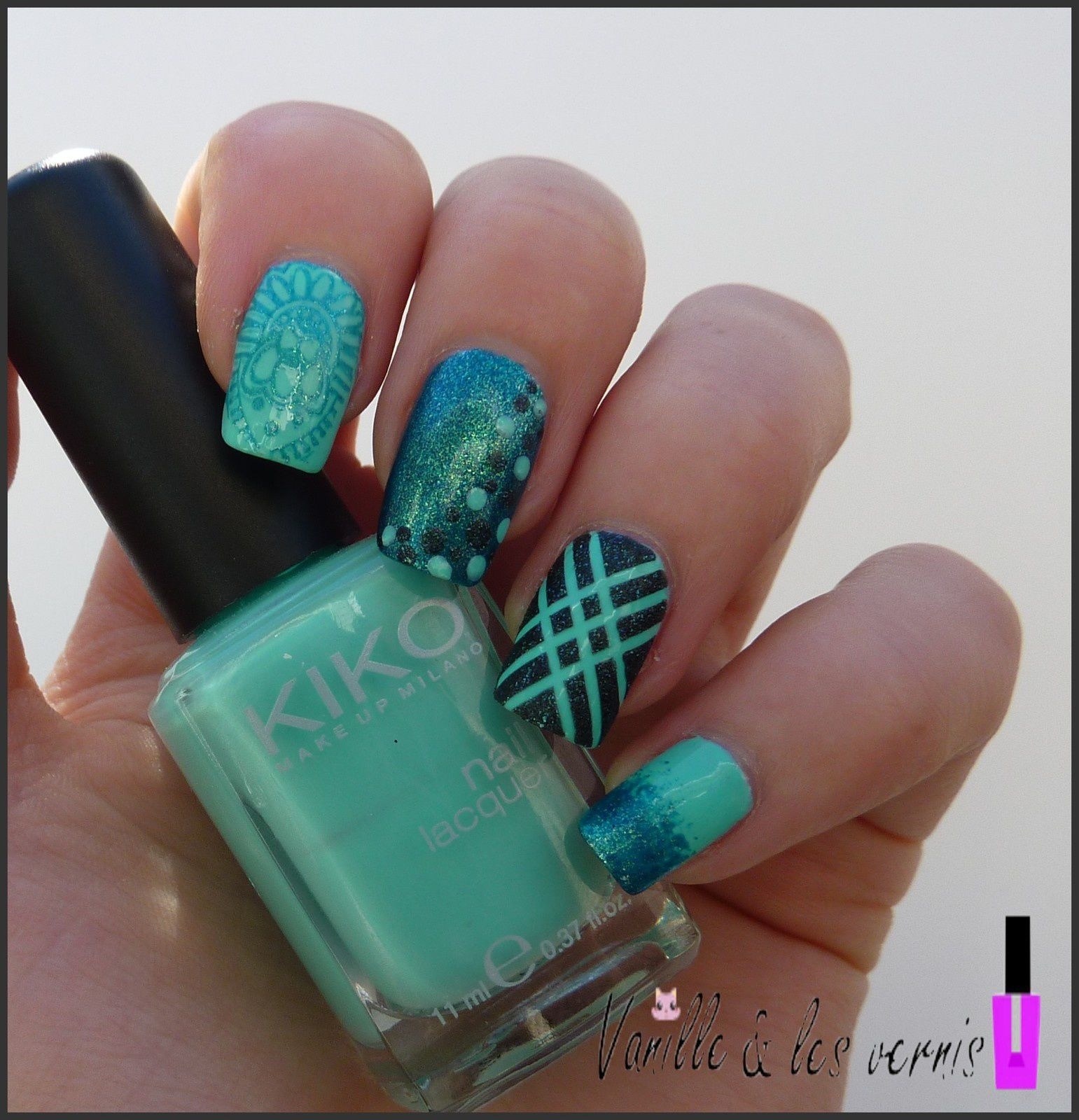 Mix &amp&#x3B; match de teal pour Eternail!!