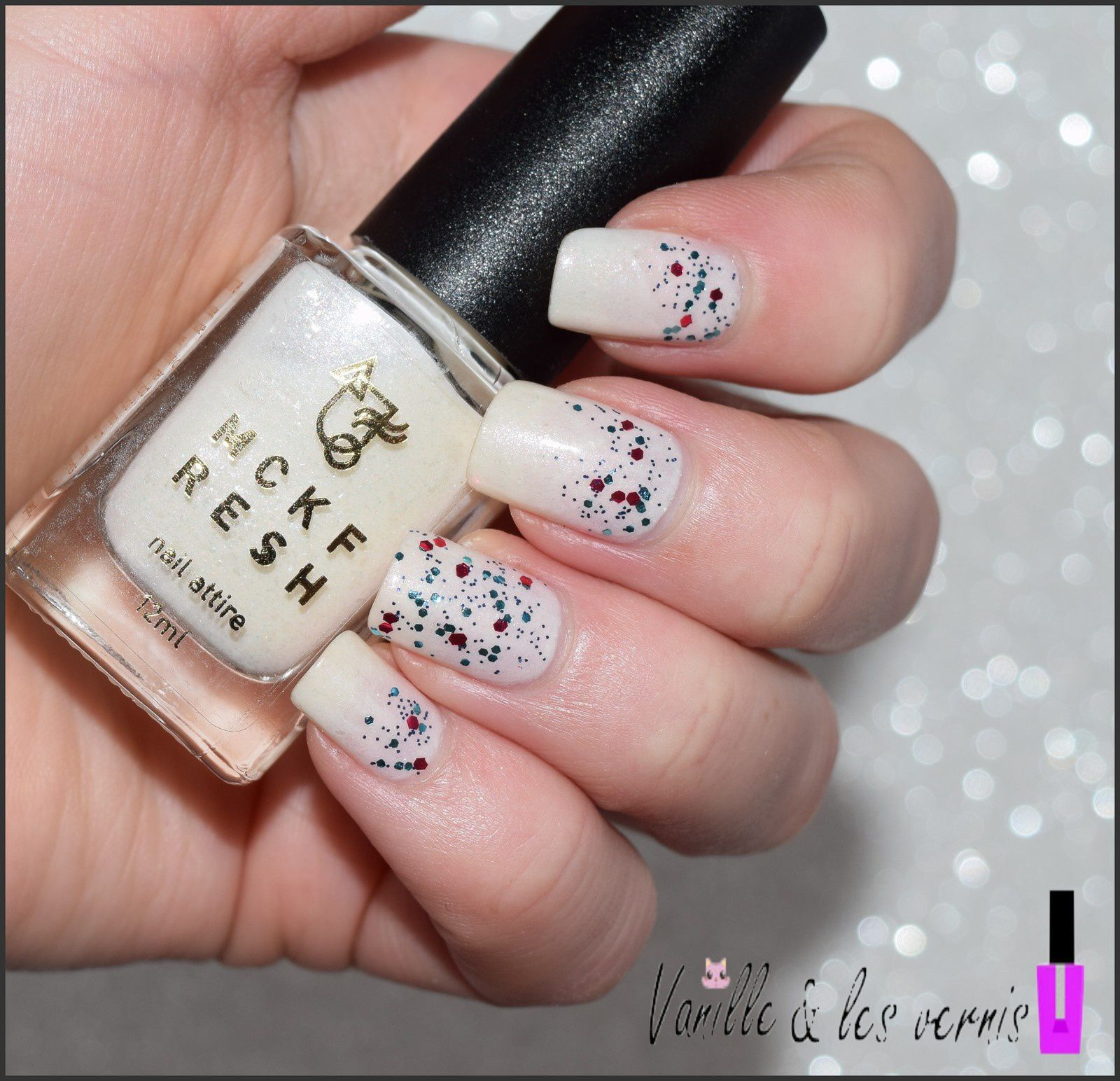 Gotta Have Pav &amp&#x3B; dégradé de paillettes / What's In-die Box