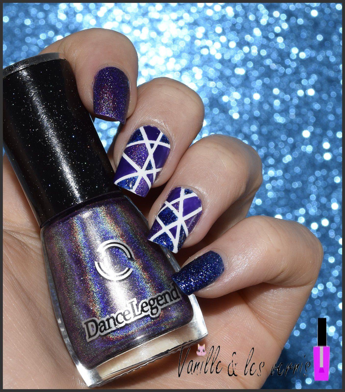 Violetite et mosaïque