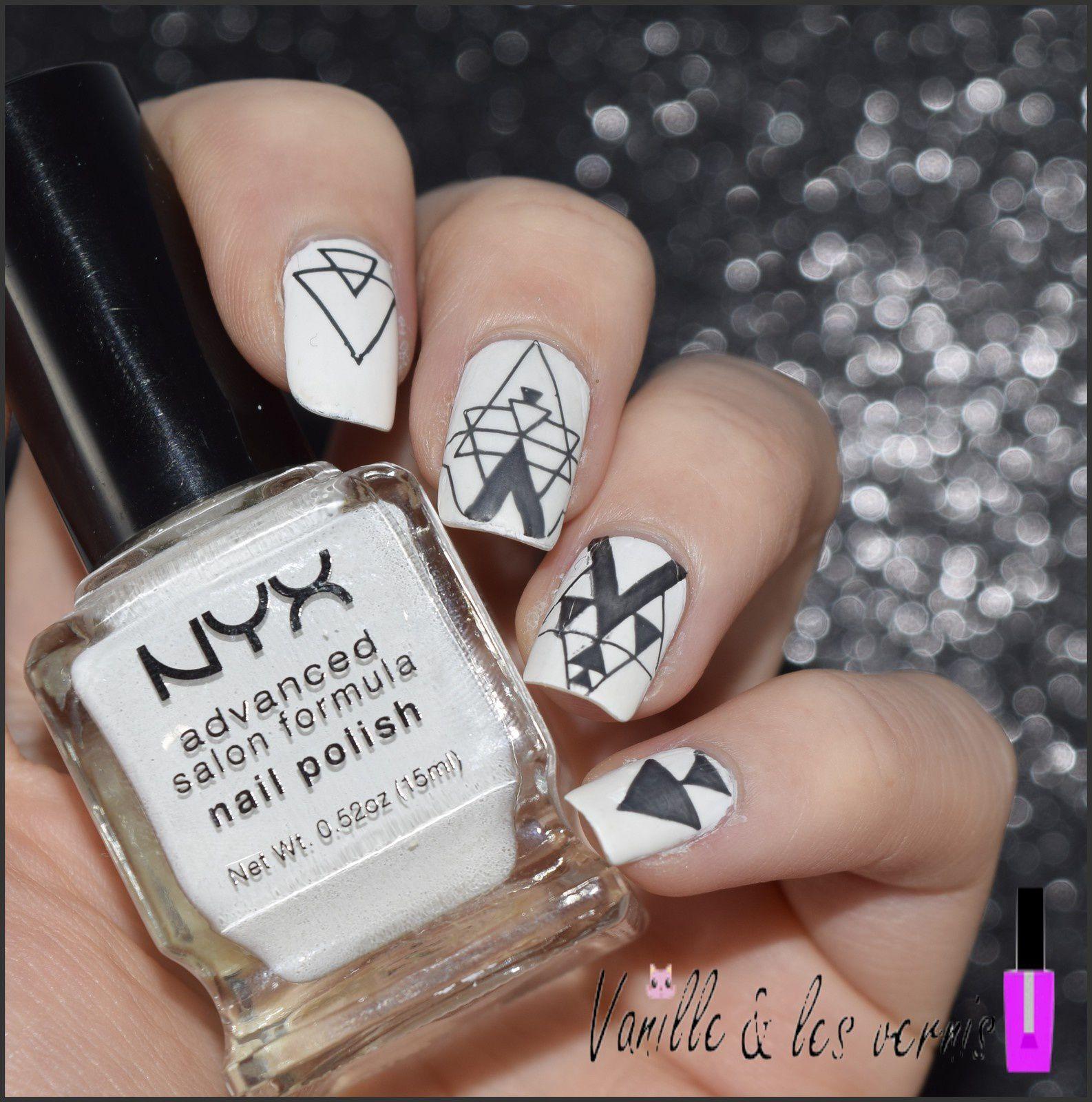 Géométrique Mat et Clear Jelly Stamper