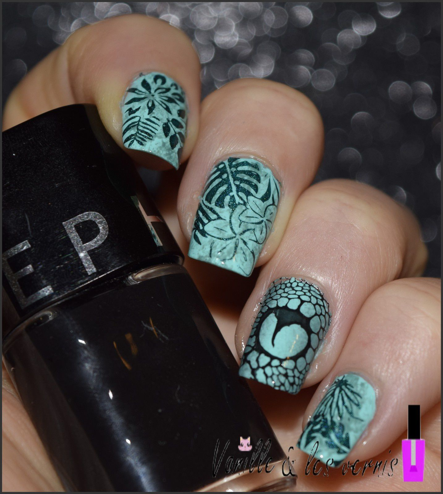 Twin Nails / Petit serpent perdu dans la jungle