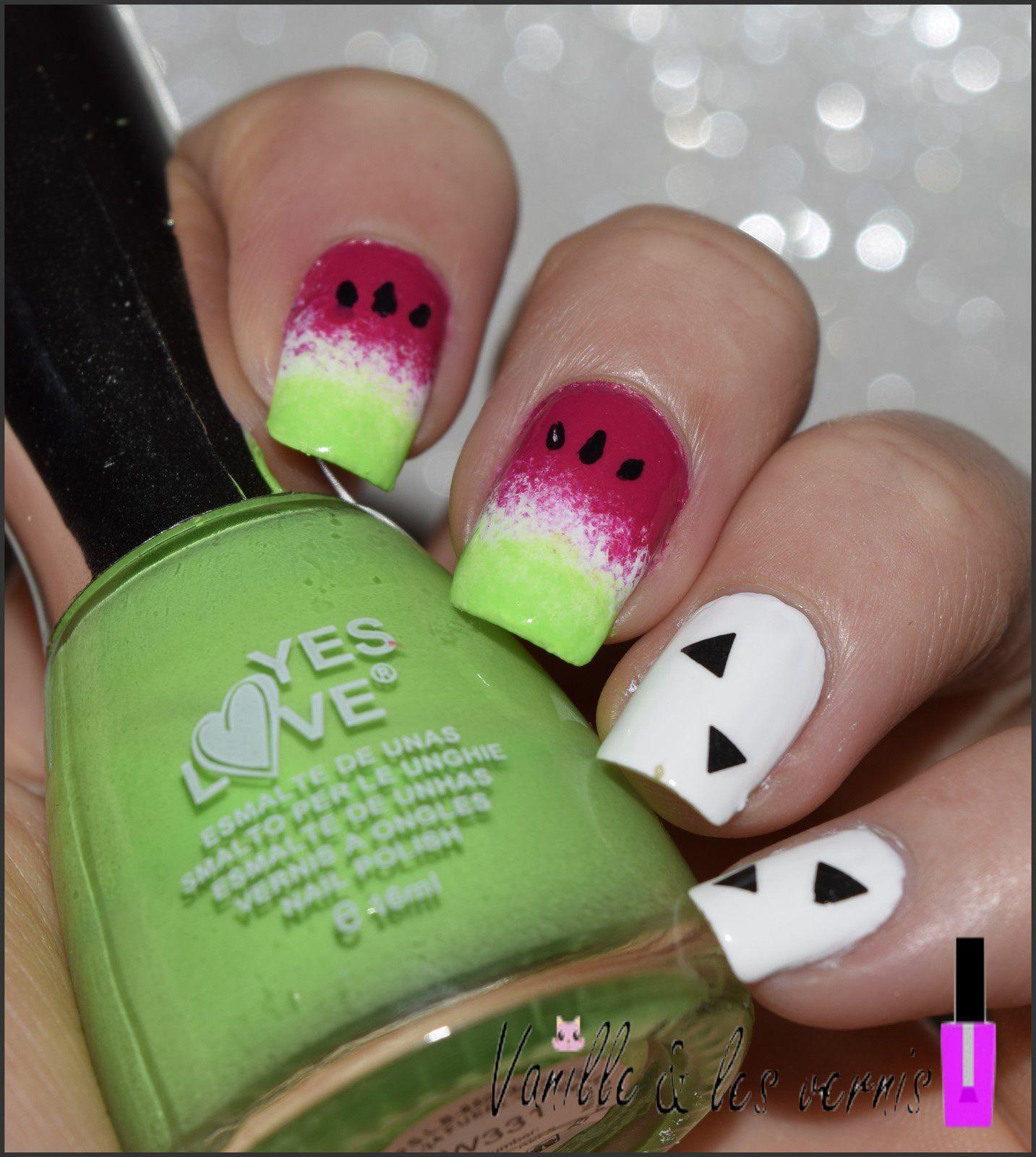 Nail art challenge / La Pasteco!!