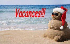 Blog en vacance!!!