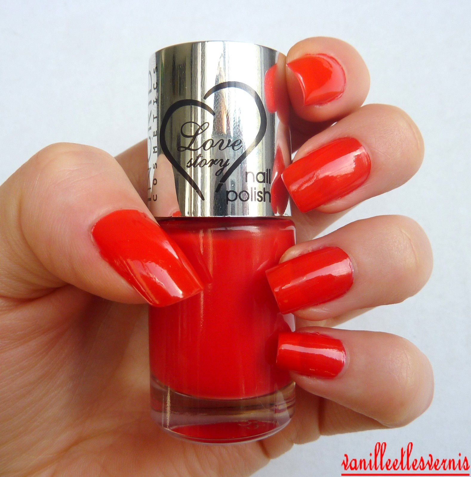 Swatch vernis Love Story