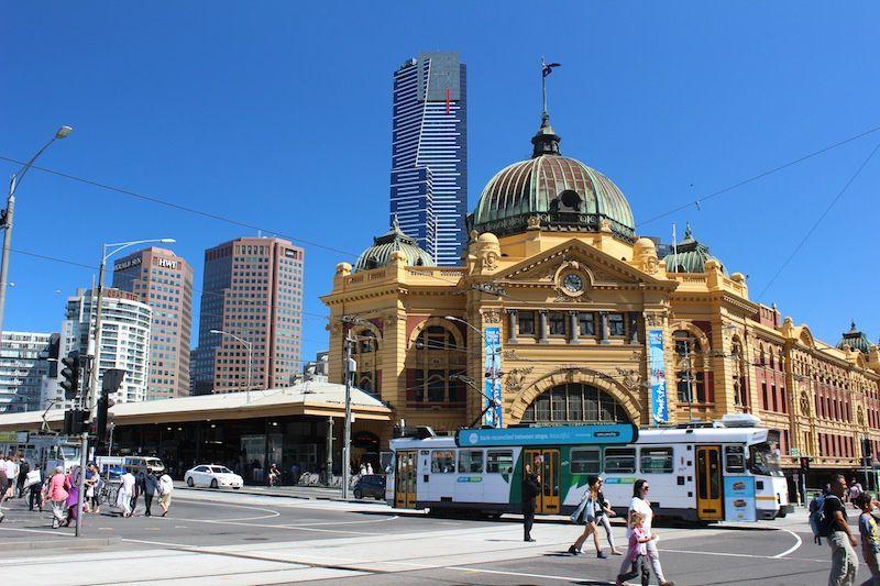 AUSTRALIE : Melbourne