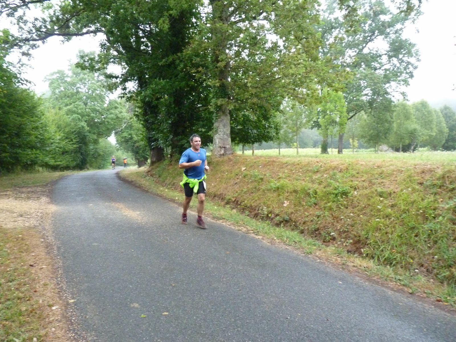 8 aout 2015 : Trail du Pays des Chataigners (12km)
