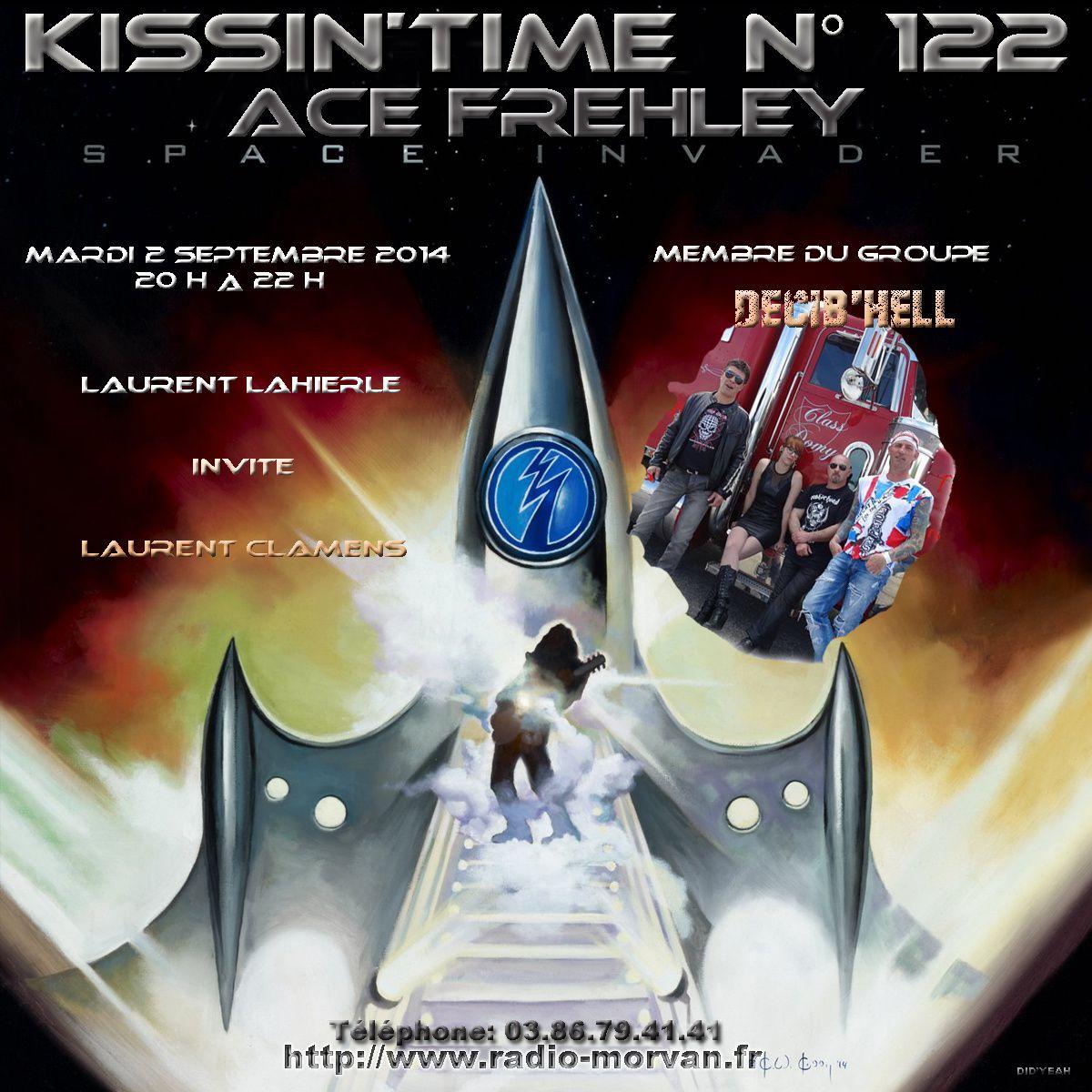 KISSIN' TIME n°122 du 2/09/2014