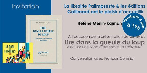 Conversation avec Hélène Merlin-Kajman