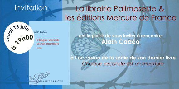 Rencontre avec Alain Cadéo