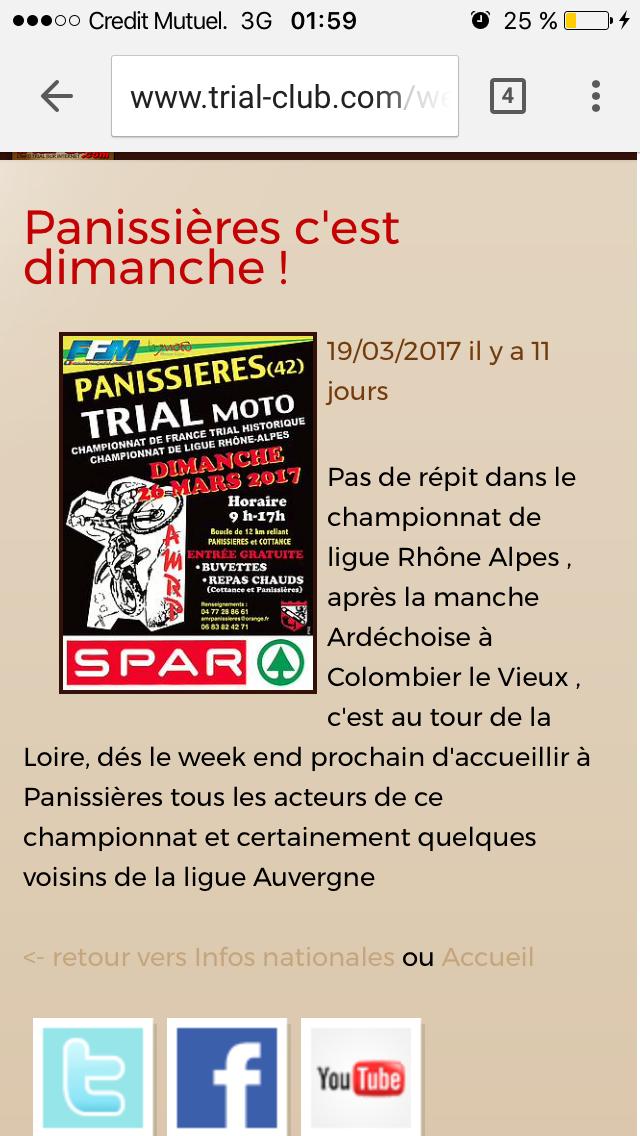 DEUXIÈME MANCHE VICTORIEUSE POUR JULIEN !