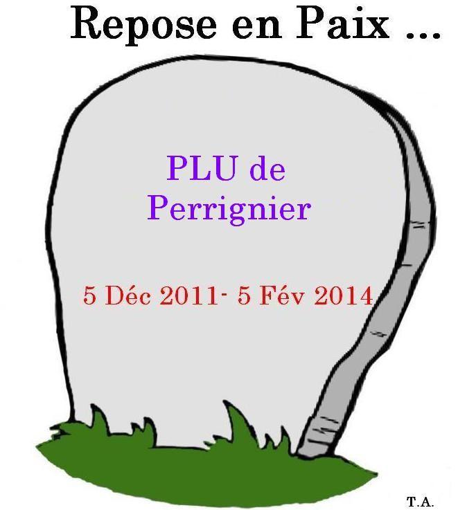 PLU annulé Perrignier: Triste Gâchis