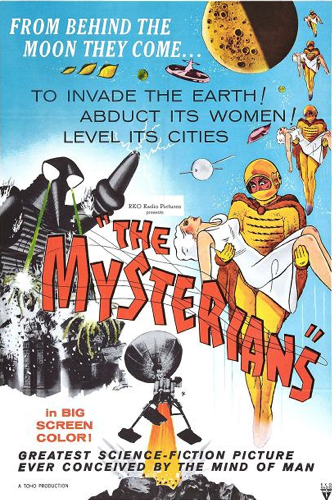 The Mysterians.