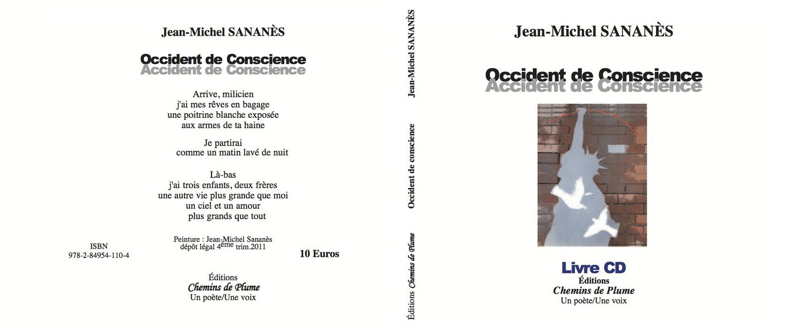 Occident/Accident de conscience - Jean-Michel Sananès
