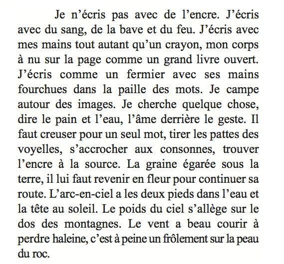 Manquablement - Jean-Marc La Frenière