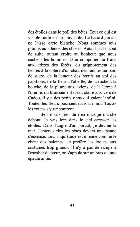 Parce que - Jean-Marc La Frenière