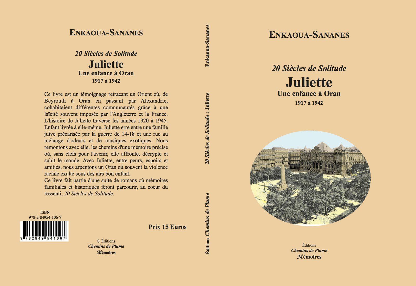 Juliette - Enkaoua/Sananès