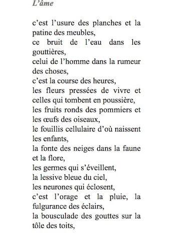 L'âme - Jean-Marc La Frenière