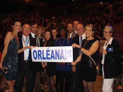 Notre Flora, Miss Orléanais, élue Miss France 2014