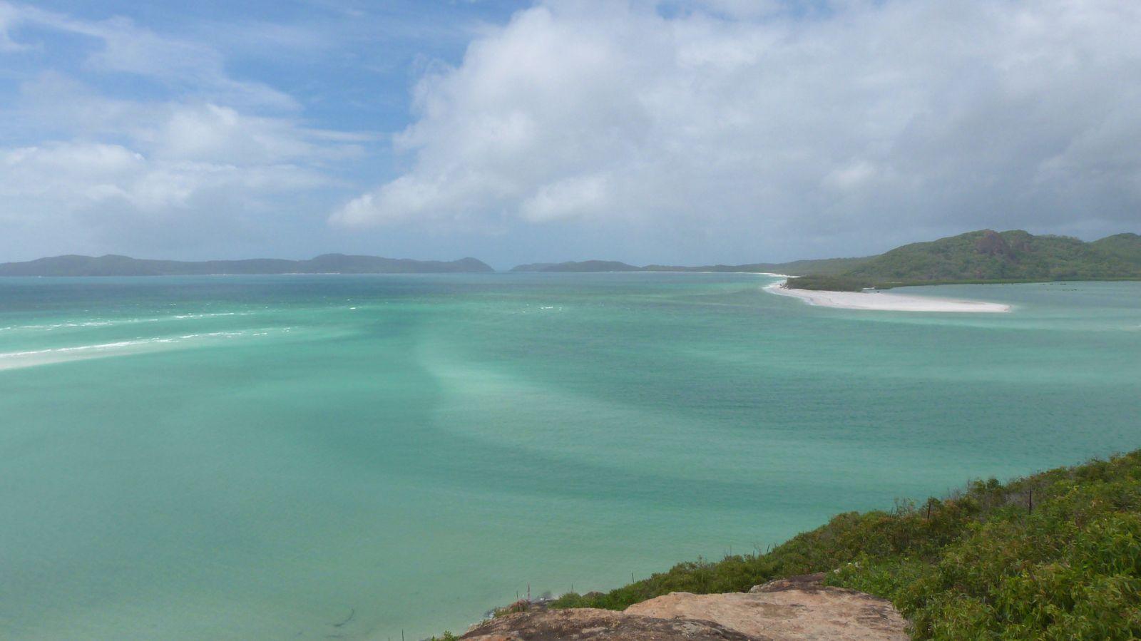 Souvenir d'un splendide voyage - Whitsunday Islands / Australie