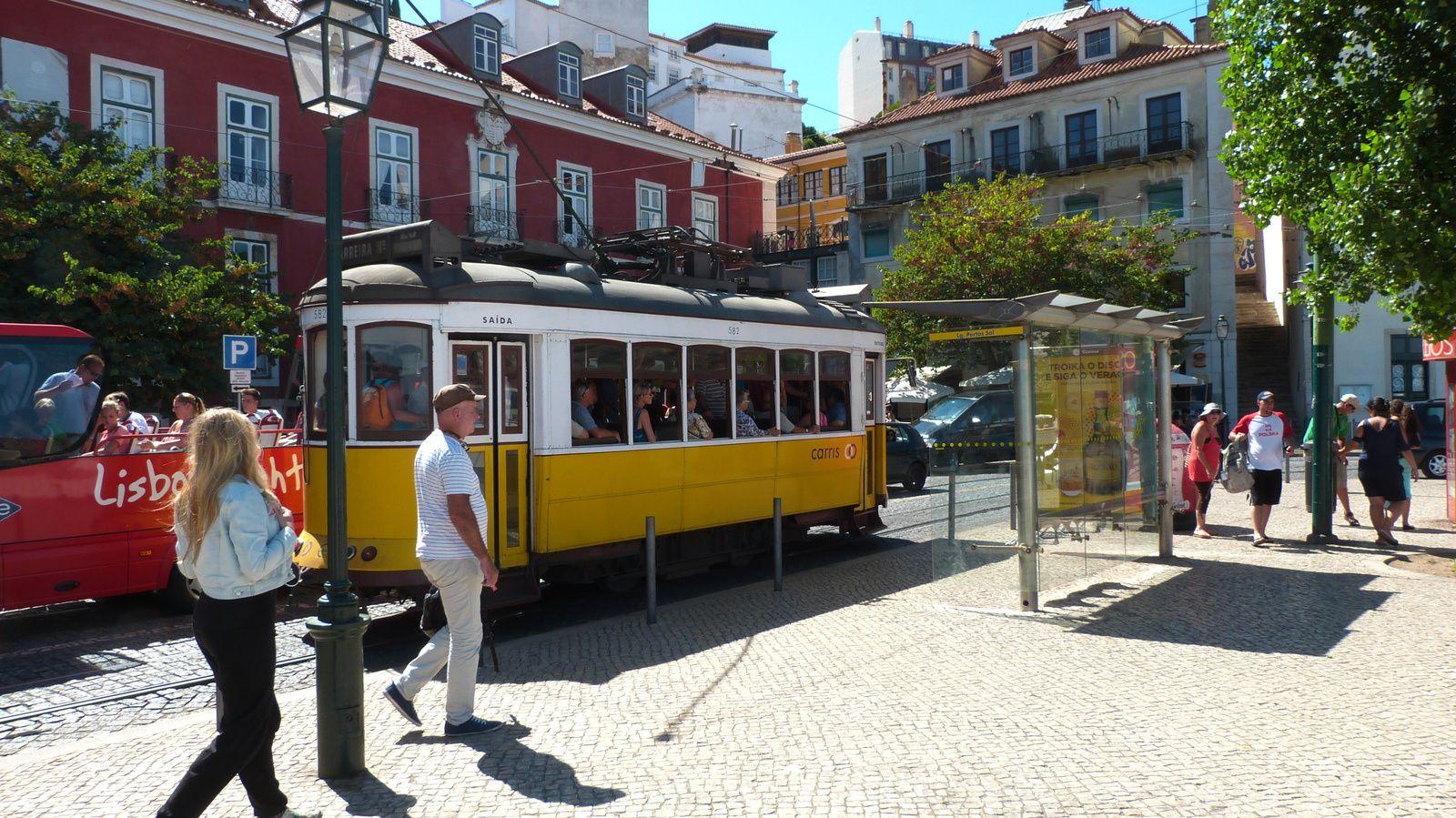 Le tram n°28