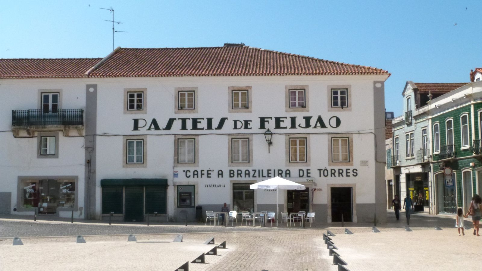 238- Souvenirs d'une arrivée au Portugal