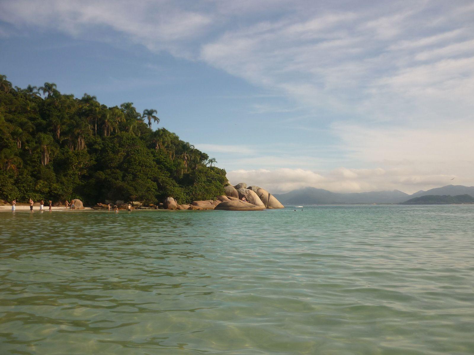 Ilha do Campeche, les Caraïbes du Brésil