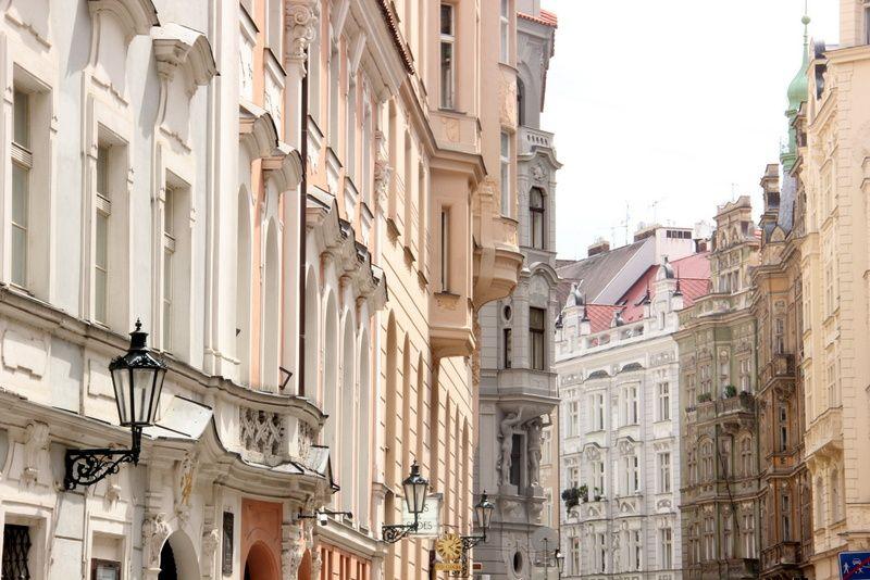 Un aller/retour à Prague