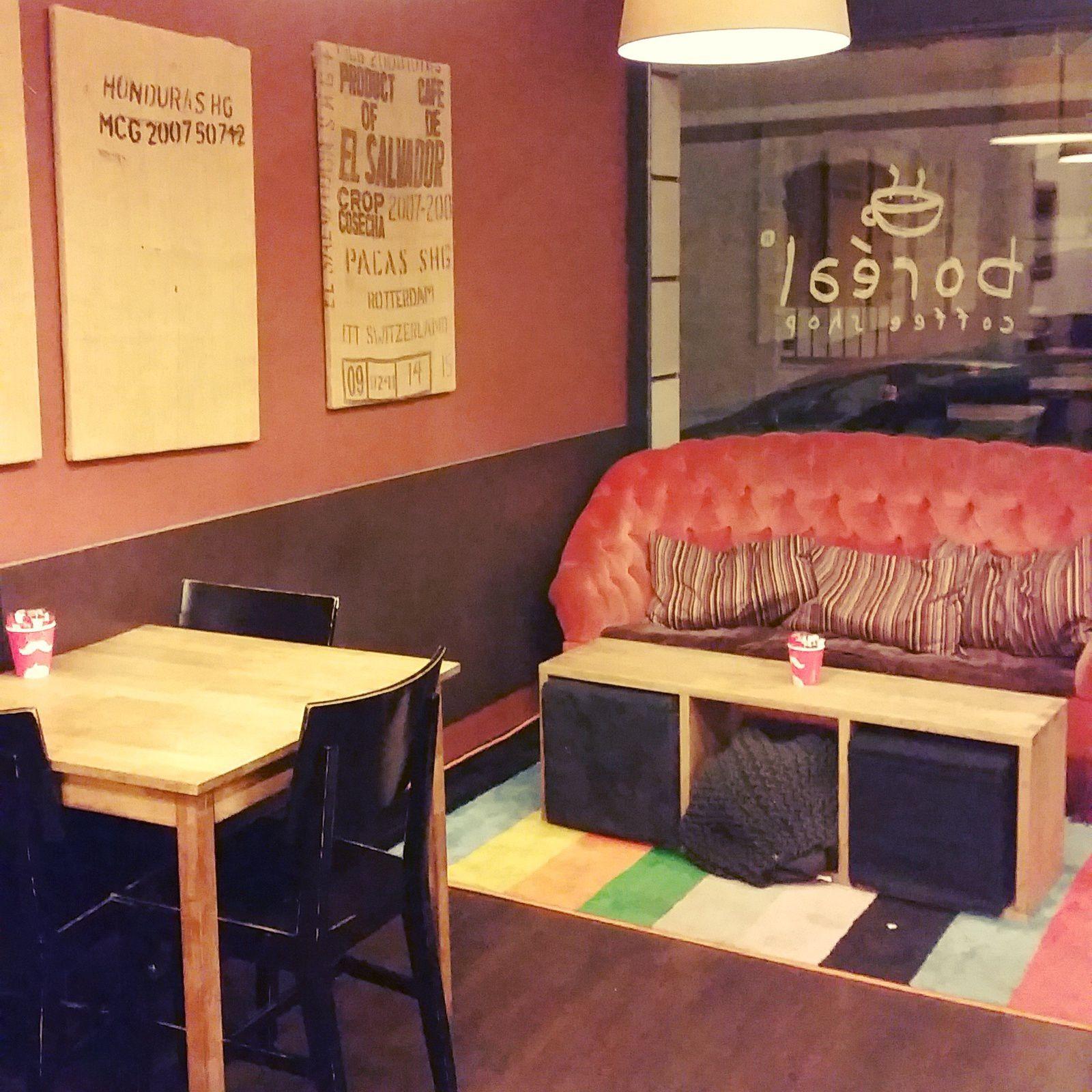 Boreal Coffee Shop