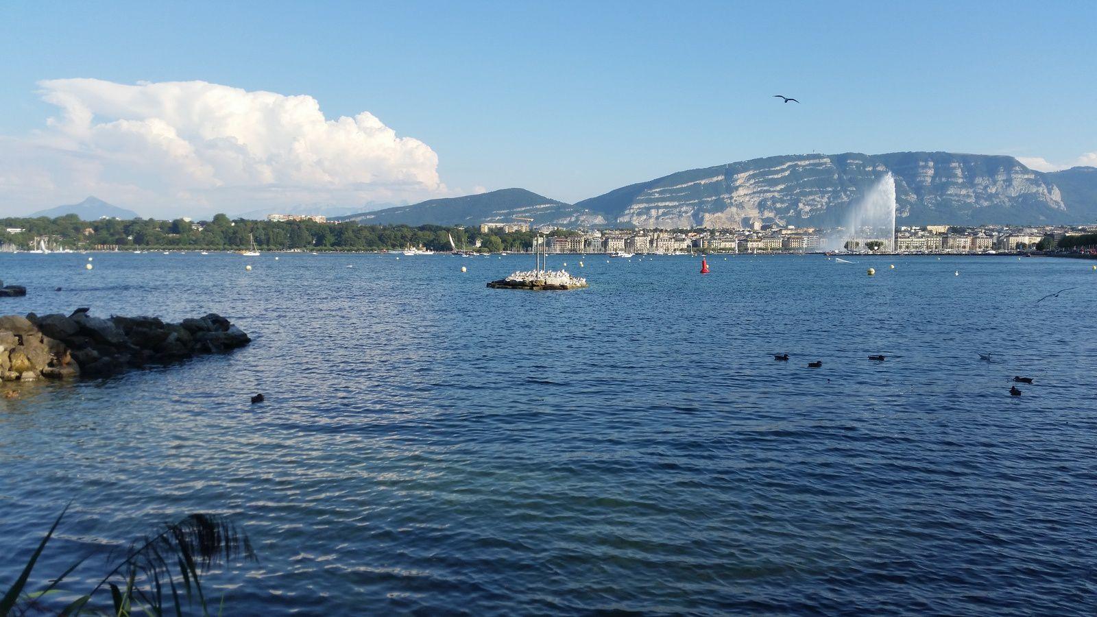 Un été à Genève
