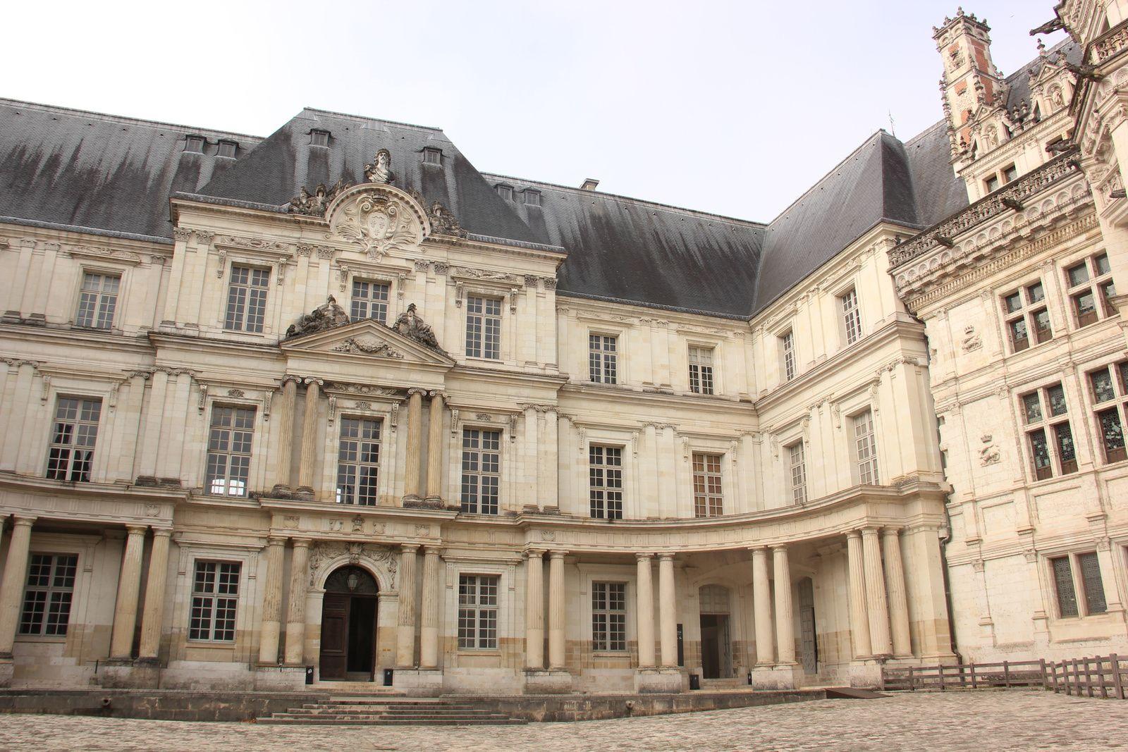 Les châteaux de la Loire et les couleurs d'automne
