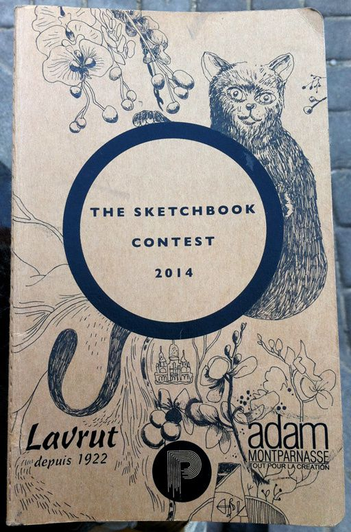 The Sketchbook Contest