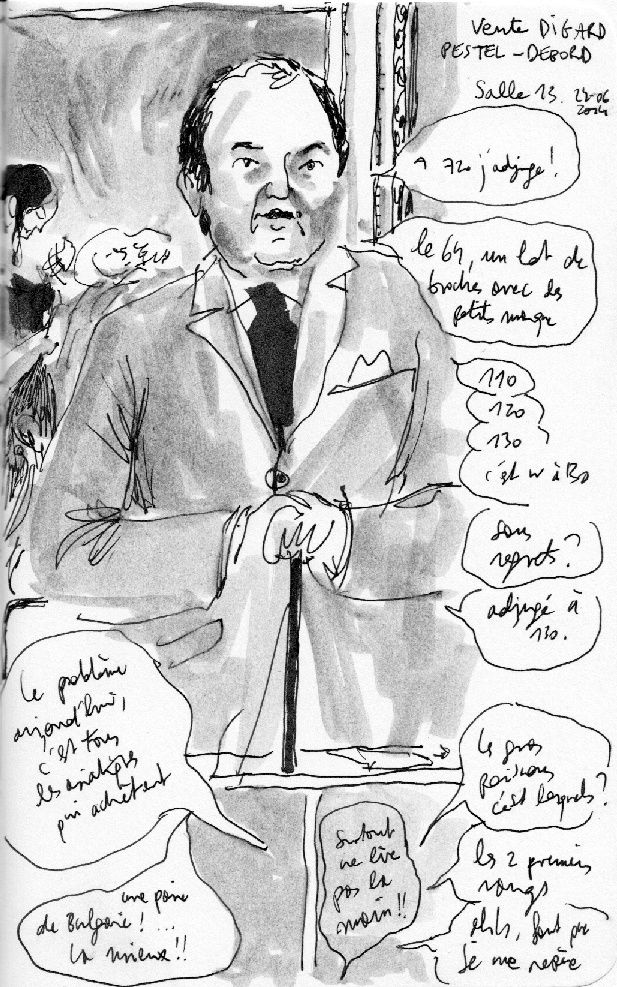 Introduction à Drouot