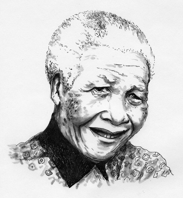 Tribute to Madiba (1918-2013)