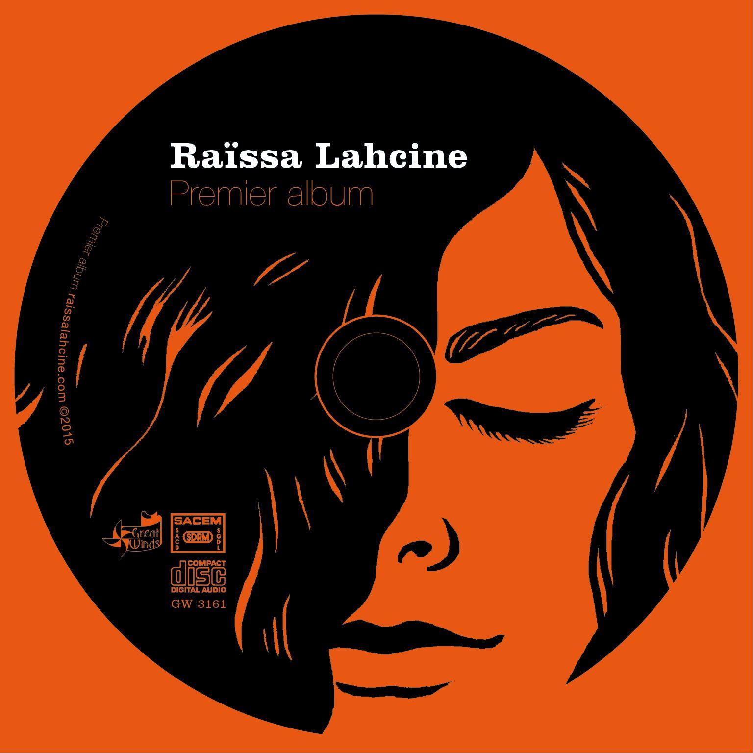 Raïssa Lahcine, premier album