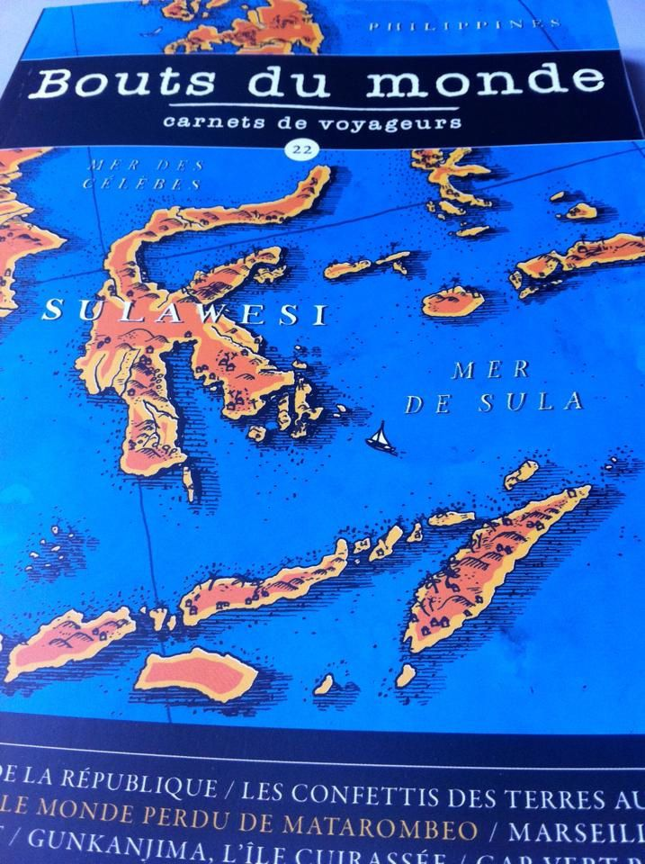 Un tour des îles de Bouts du Monde au Salon du Livre de Paris