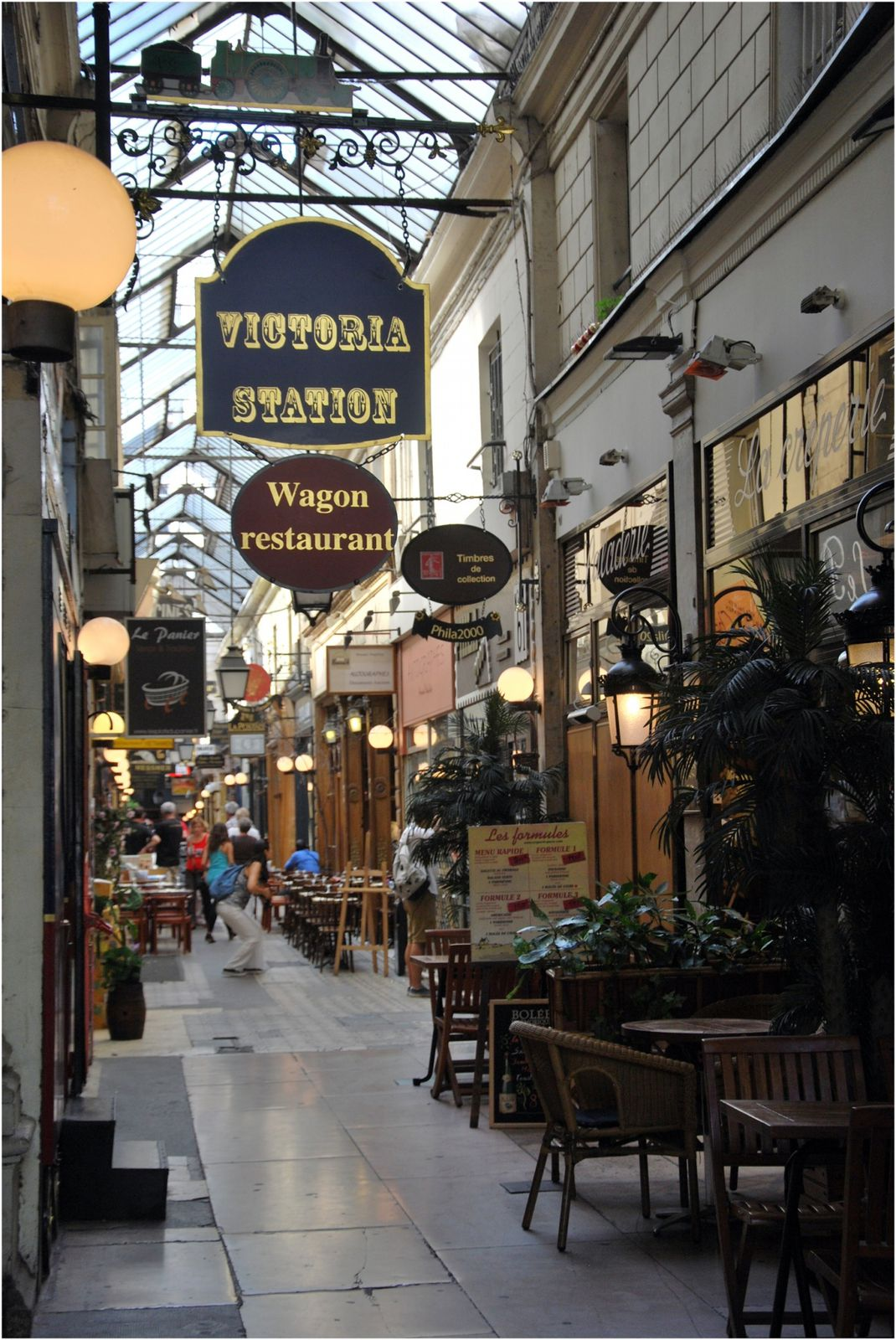 PARIS PASSAGES COUVERTS